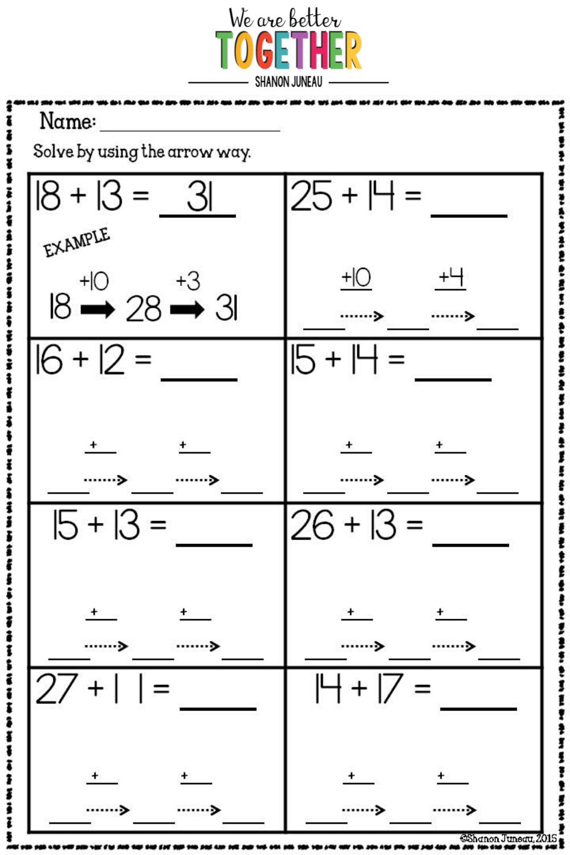 Print And Go Math Worksheets Math Worksheets Go Math Math [ 1500 x 1000 Pixel ]