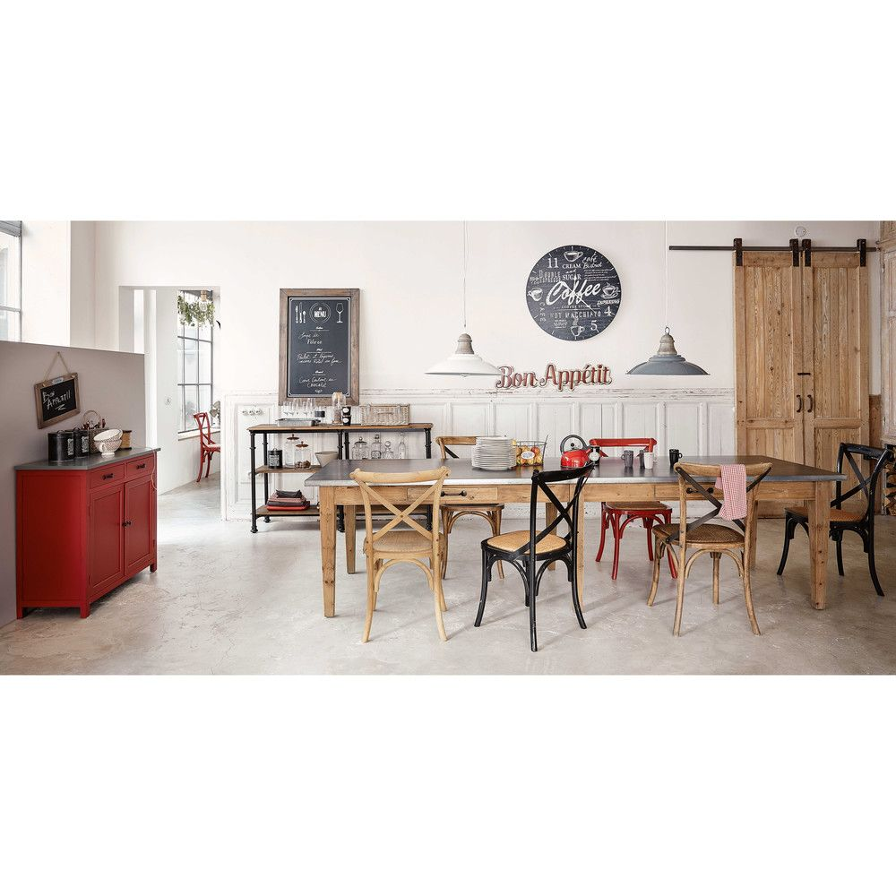chaise bistrot maison du monde ventana blog. Black Bedroom Furniture Sets. Home Design Ideas