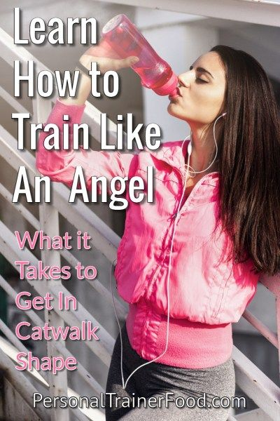 What to Eat and How to Exercise to Look Like an Angel -   20 fitness diet inspiration