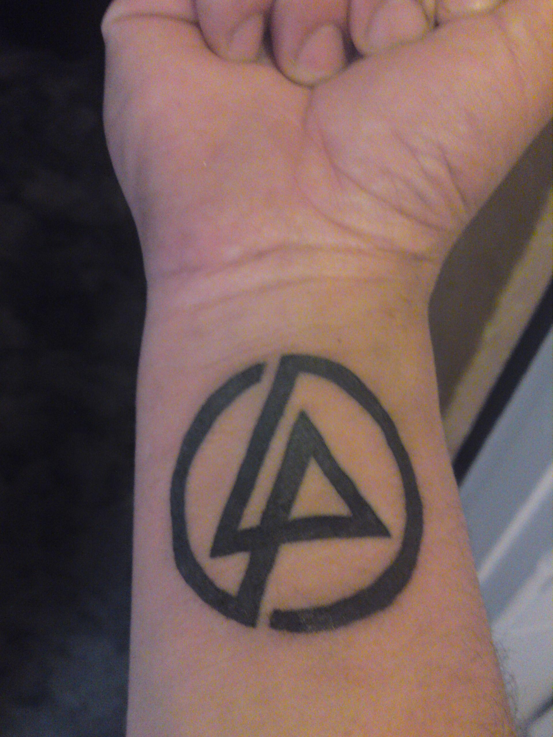 Linkin park tattoo tattoos pinterest linkin park tattoo linkin park tattoo biocorpaavc