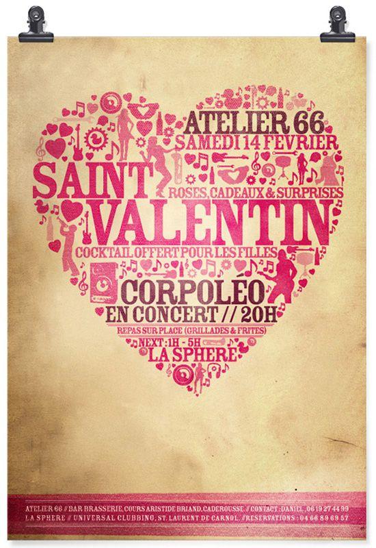 Diseño para el día de San Valentín | Bocetos e Ideas ! | Pinterest