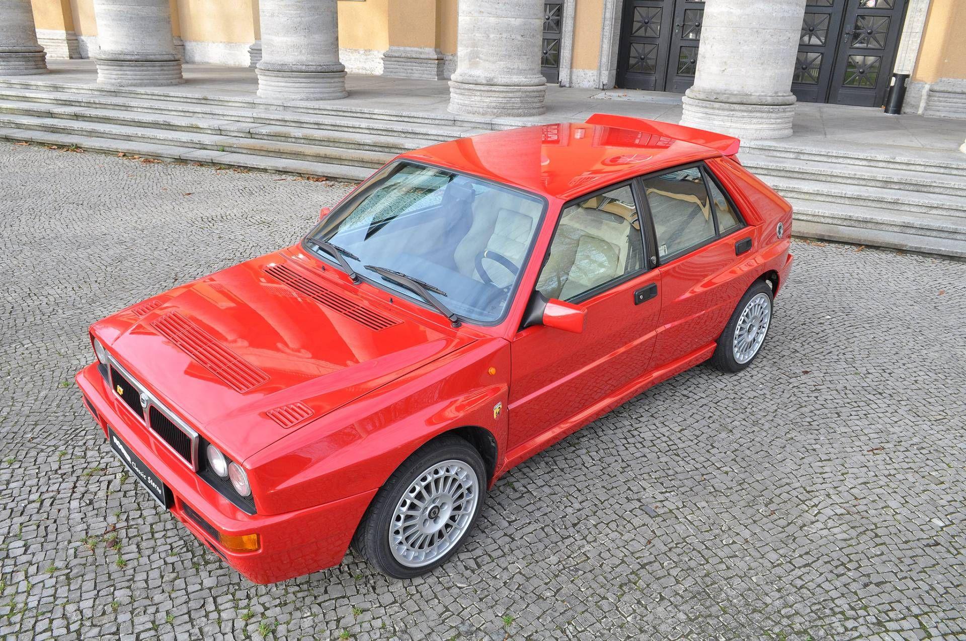 Lancia Delta HF Integrale Evoluzione II -
