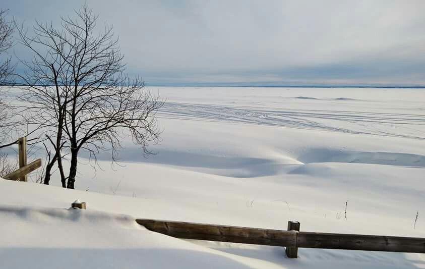 Lac Saint-Jean - Vauvert