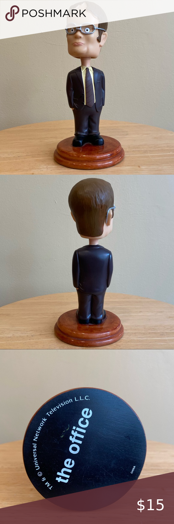 The Office Dwight Schrute Bobblehead The Office Dwight Dwight Schrute Bobblehead The Office Dwight Schrute