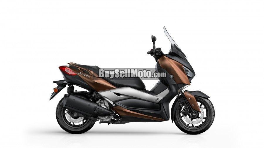 YAMAHA - X MAX 300, Scooter, 251-600cc, 2017, USED [#20273EN