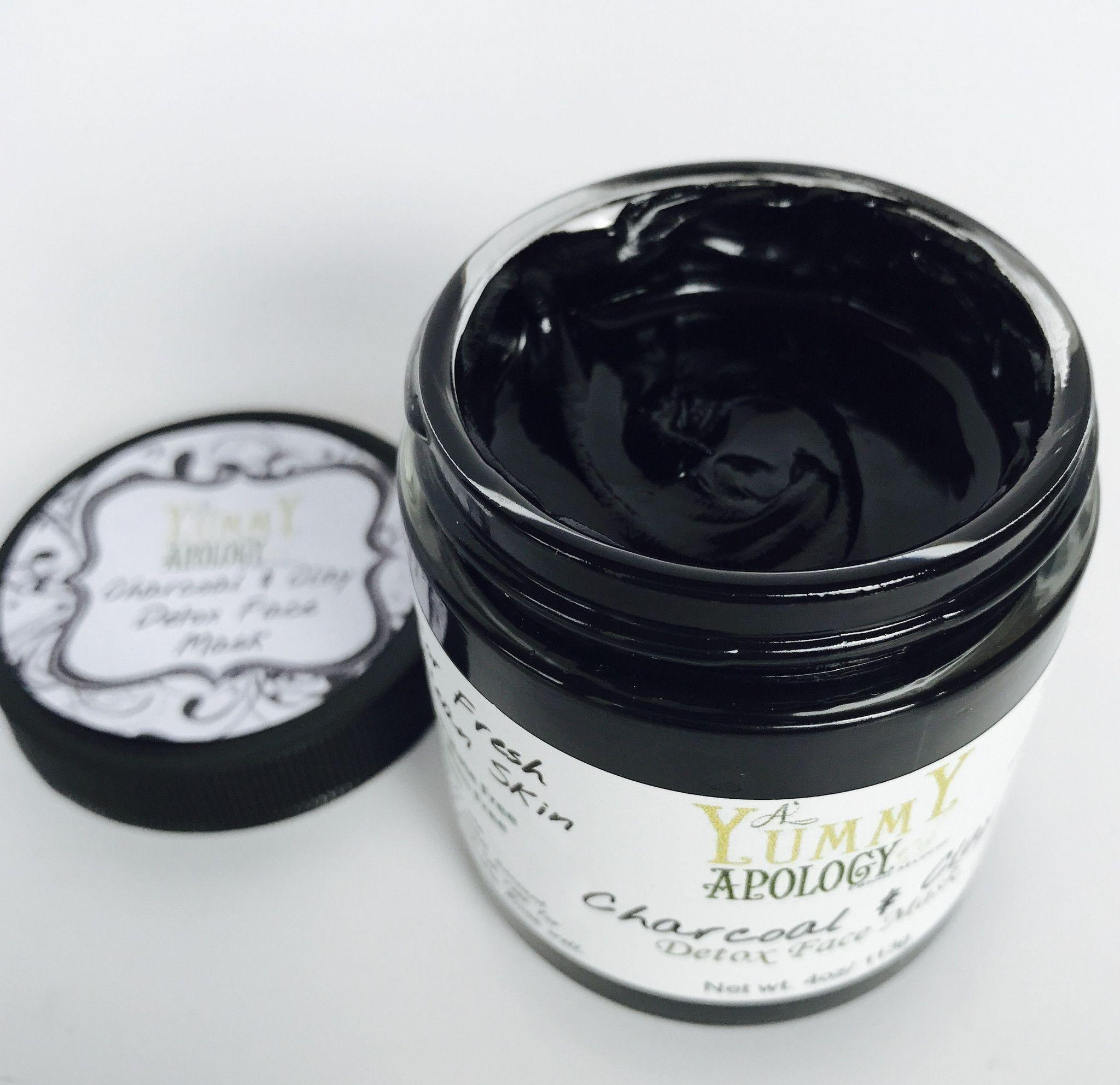 Charcoal & Clay Detox Mask,  #Charcoal #Clay #Detox #hairdetoxmaskproducts #Mask