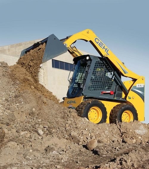 Gehl R Series Skid Steer Loaders The Next Evolution Of Gehl