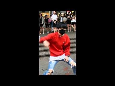 150526   디오비 DOB - 콜미베이비 Call Me Baby【박진 focus】
