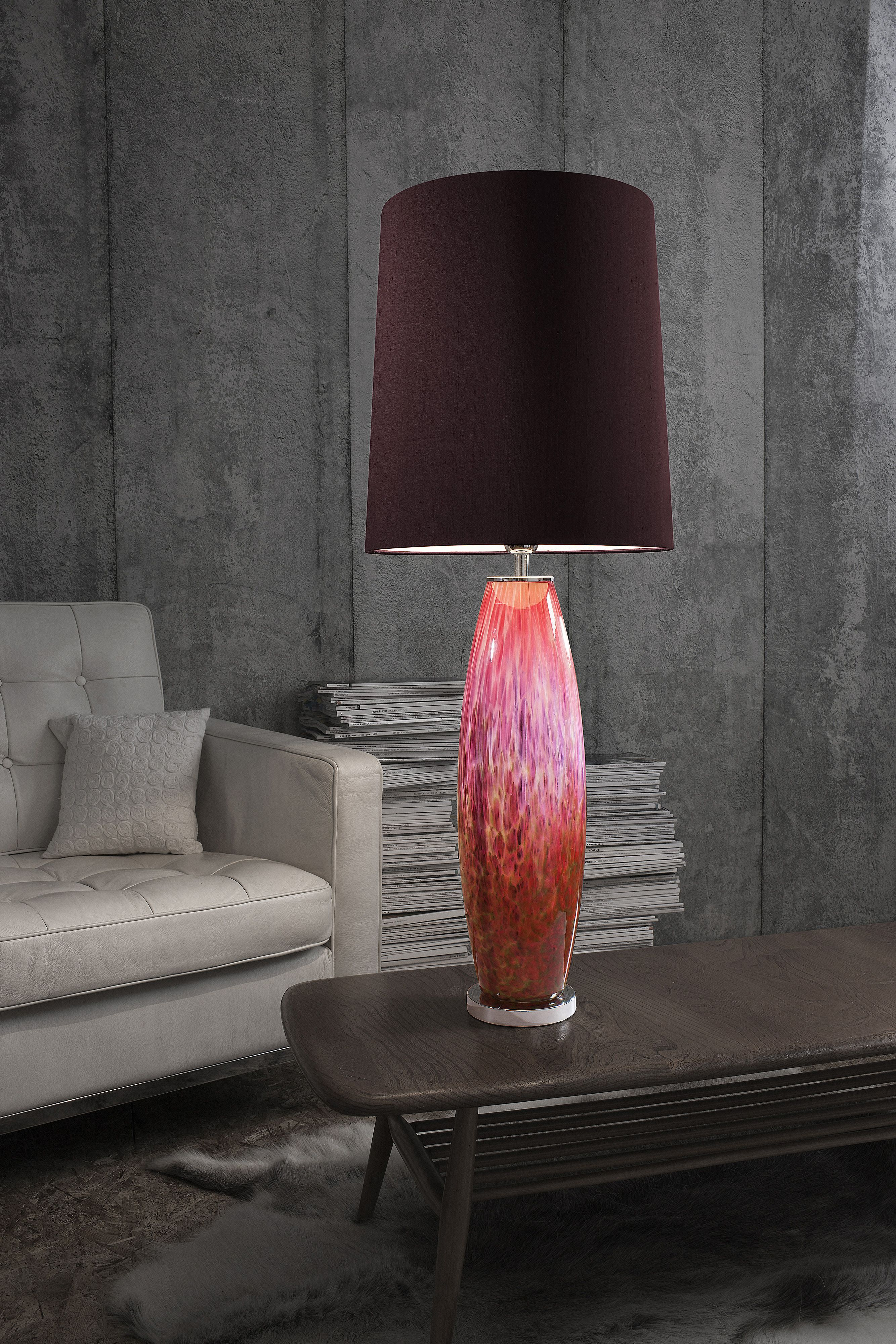 The provence table lamp range is available in three decorative the provence table lamp range is available in three decorative colours and finishes mould blown mozeypictures Gallery