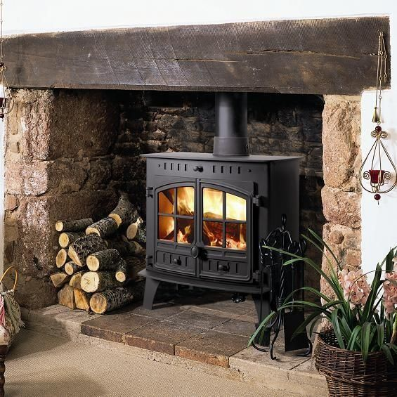 Twitter Inglenook Fireplace Wood Stove Hearth Wood Burner Fireplace