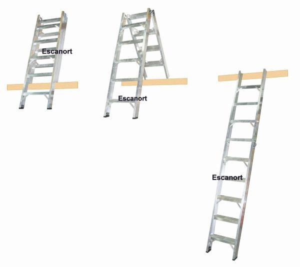 Escanort sa escaleras rebatibles para altillos - Escalera plegable para altillo ...