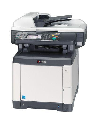 ECOSYS M6526cidn - Der kompakte Farb-Allrounder für Ihr Business.