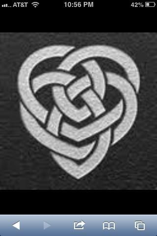 Celtic Symbol For Inner Strength Maybe I Need A Tattoo