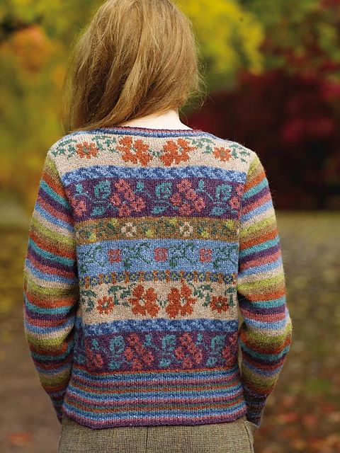 Maple pattern by Marie Wallin | Ravelry, Patterns and Fair isles