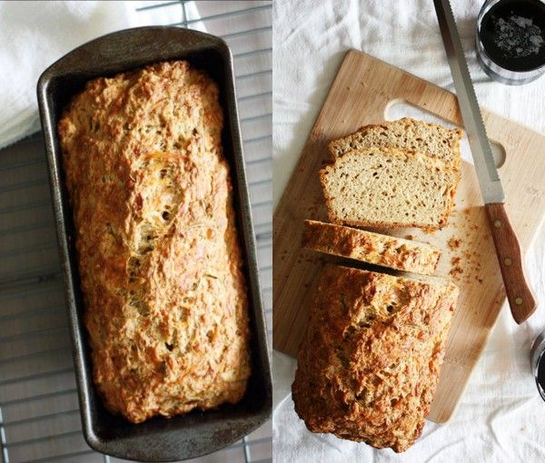 DECO EAT: Quick and easy Beer Bread RecipesElle Decoration ...