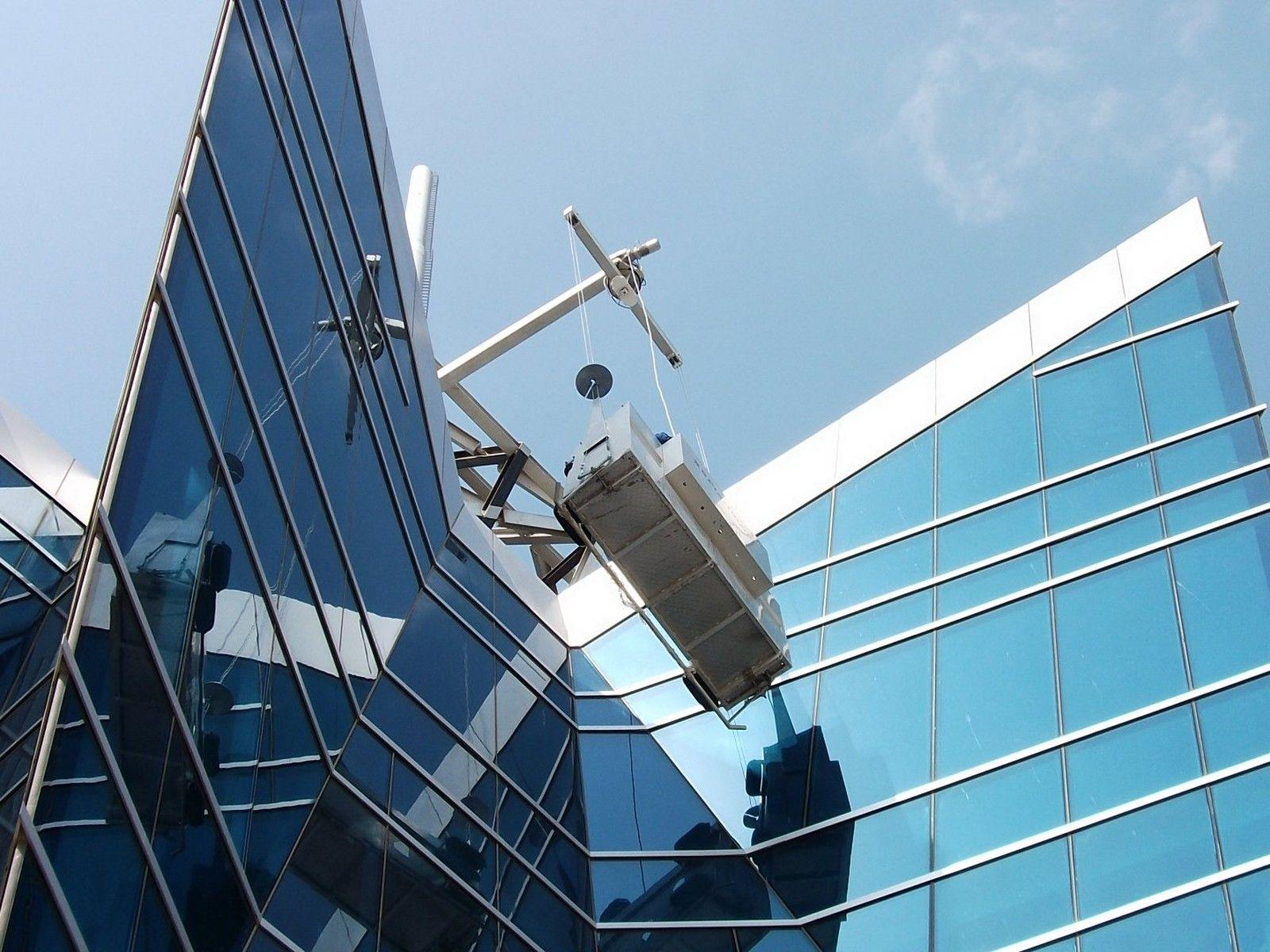 testing façade access equipment - HD1600×1200