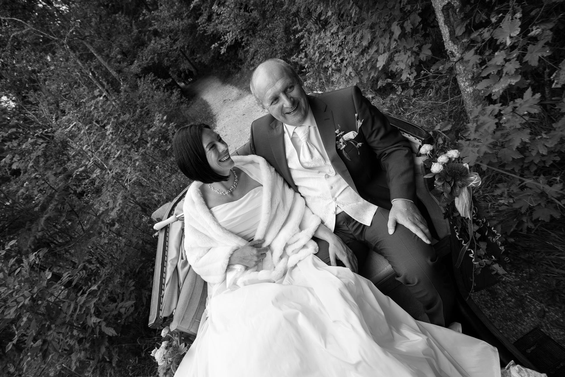 Karin & Sepp - Hochzeit in Hinterstoder