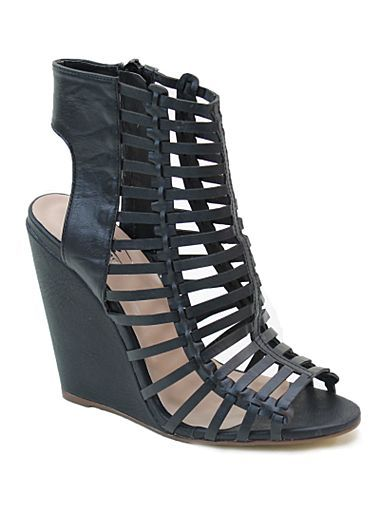 Caged wedge at venus.com