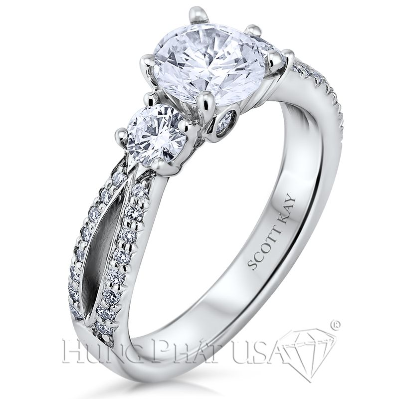 Your Diamond World Website Www Hungphatusa Com Over 100 000 Diamonds To Choose With All Major Grading Rep Scott Kay Engagement Rings Engagement Rings Rings
