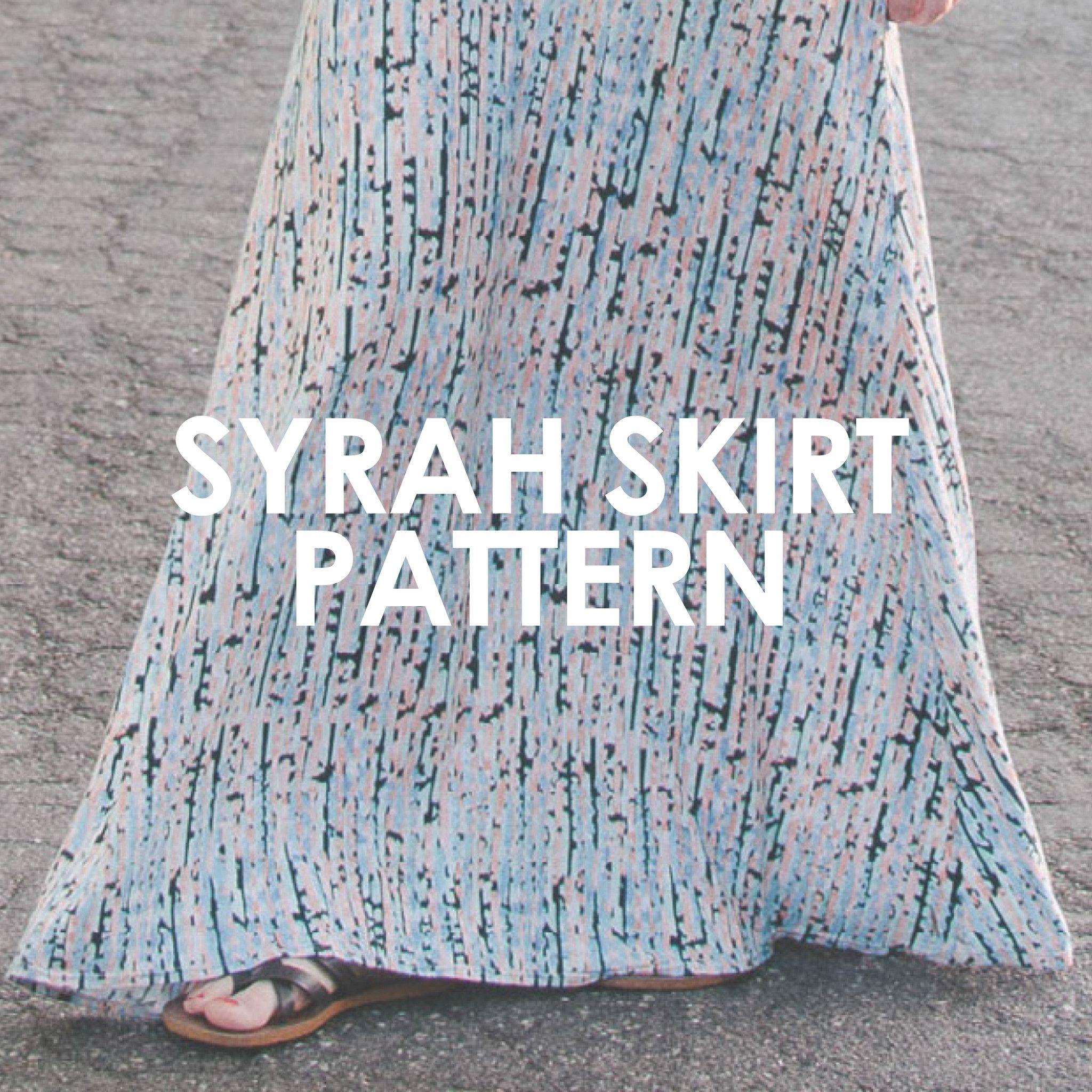 Syrah Skirt – UpCraft Club