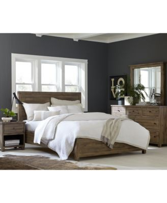 Canyon Platform Bedroom Furniture Collection, Created for Macy\'s ...
