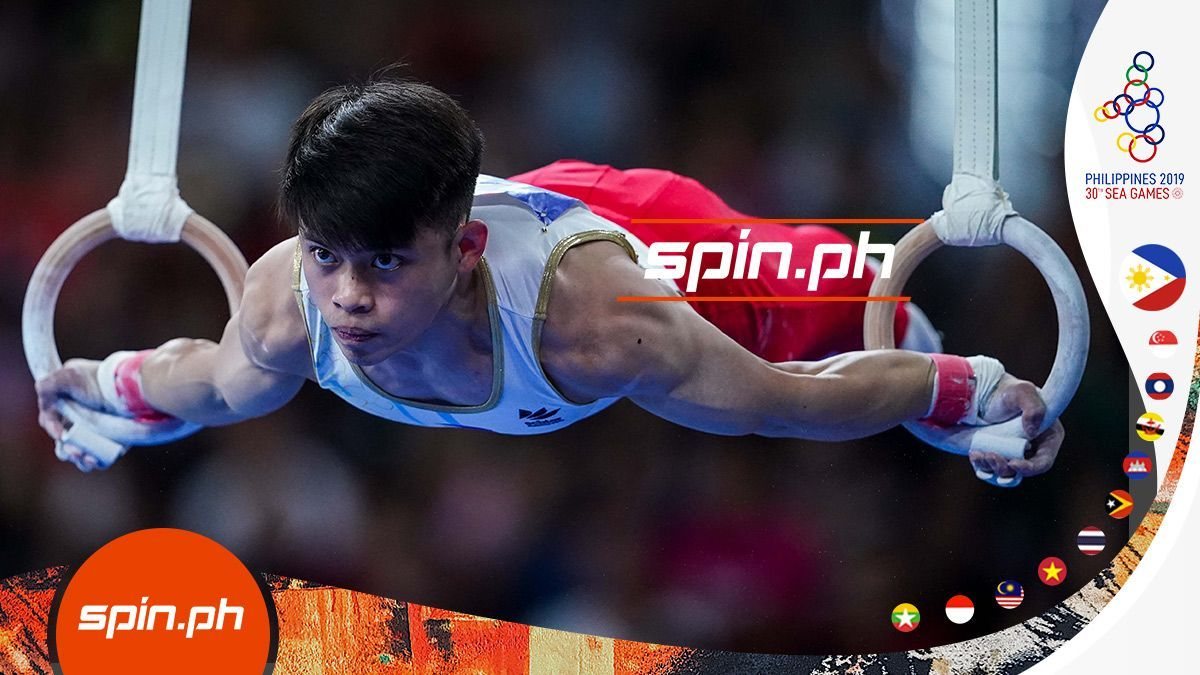 Caloy Yulo Lives Up To Expectations Wins Gymnastics First Gold In Sea Games Gymnastics Life Games