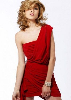 Cocktail Dress...what I wouldn't give for a better picture of it!