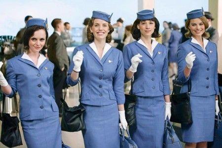 Pan Am Stewardess Where Would I Get One Of Those Hats Hotesse De L Air Jeune Fille Feminite