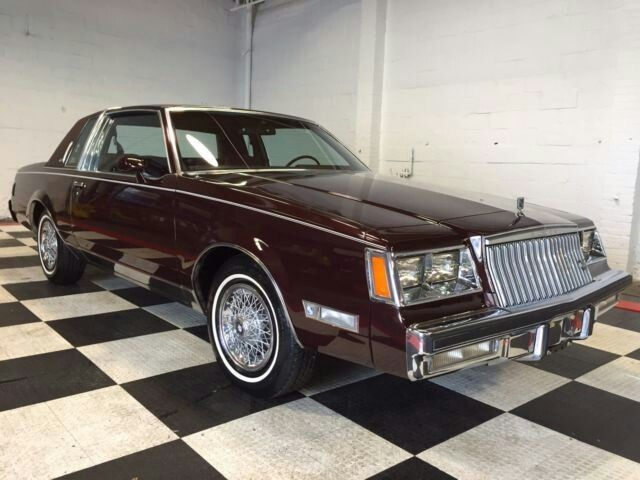 1983 Buick Regal Limited Coupe Buick Buick Regal Buick Cars