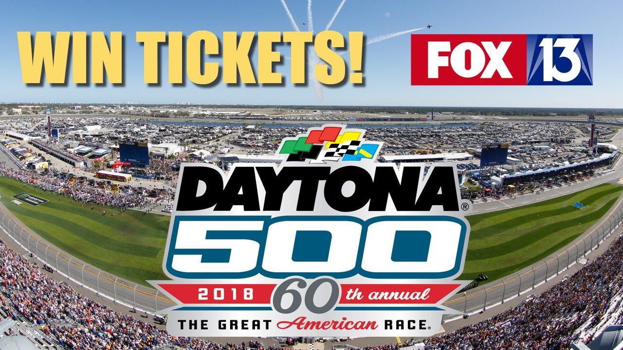 2018 DAYTONA 500 Daytona 500, Nascar cup, Daytona
