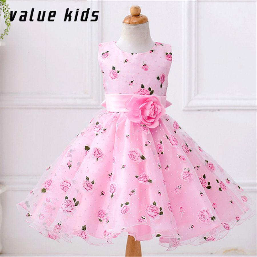 Vestidos de verão para meninas trajes de roupas da menina das crianças de  10 mercado a 12 anos de roupas de bebê primavera vestidos para adolescentes  NQ112 ... 8c4a1f6bd23