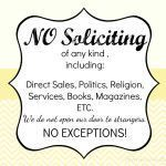 Printable No Soliciting Sign #nosolicitingsignfunny Download This Free Printable No Soliciting Sign In Yellow #nosolicitingsignfunny Printable No Soliciting Sign #nosolicitingsignfunny Download This Free Printable No Soliciting Sign In Yellow #nosolicitingsignfunny