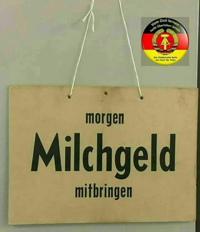 Milchgeld