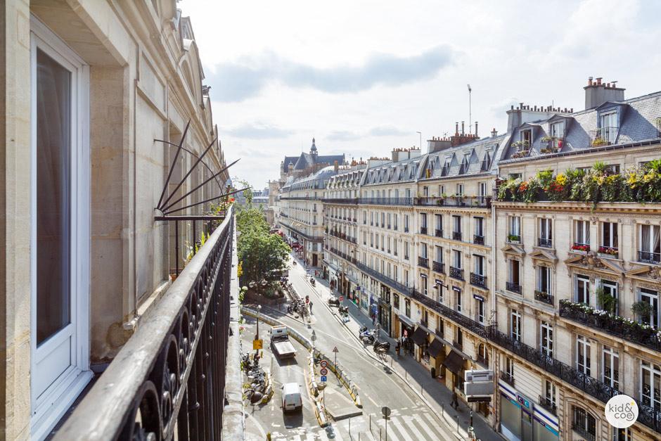 Family Vacation Rental | The Turbigo Residence | Louvre | Kid & Coe