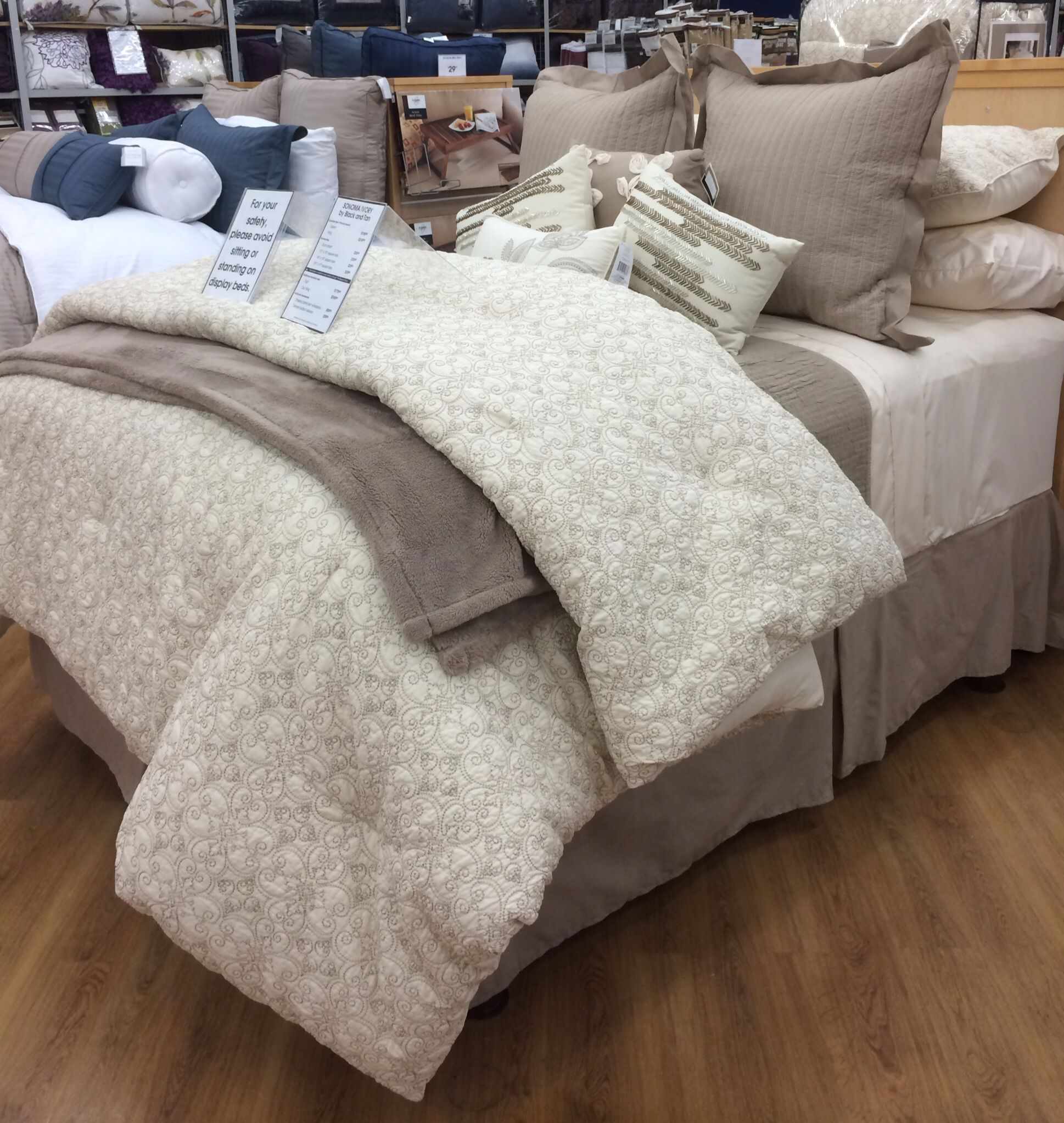 Bed bath and beyond lakewood - Sonoma Ivory Bed Bath Beyond