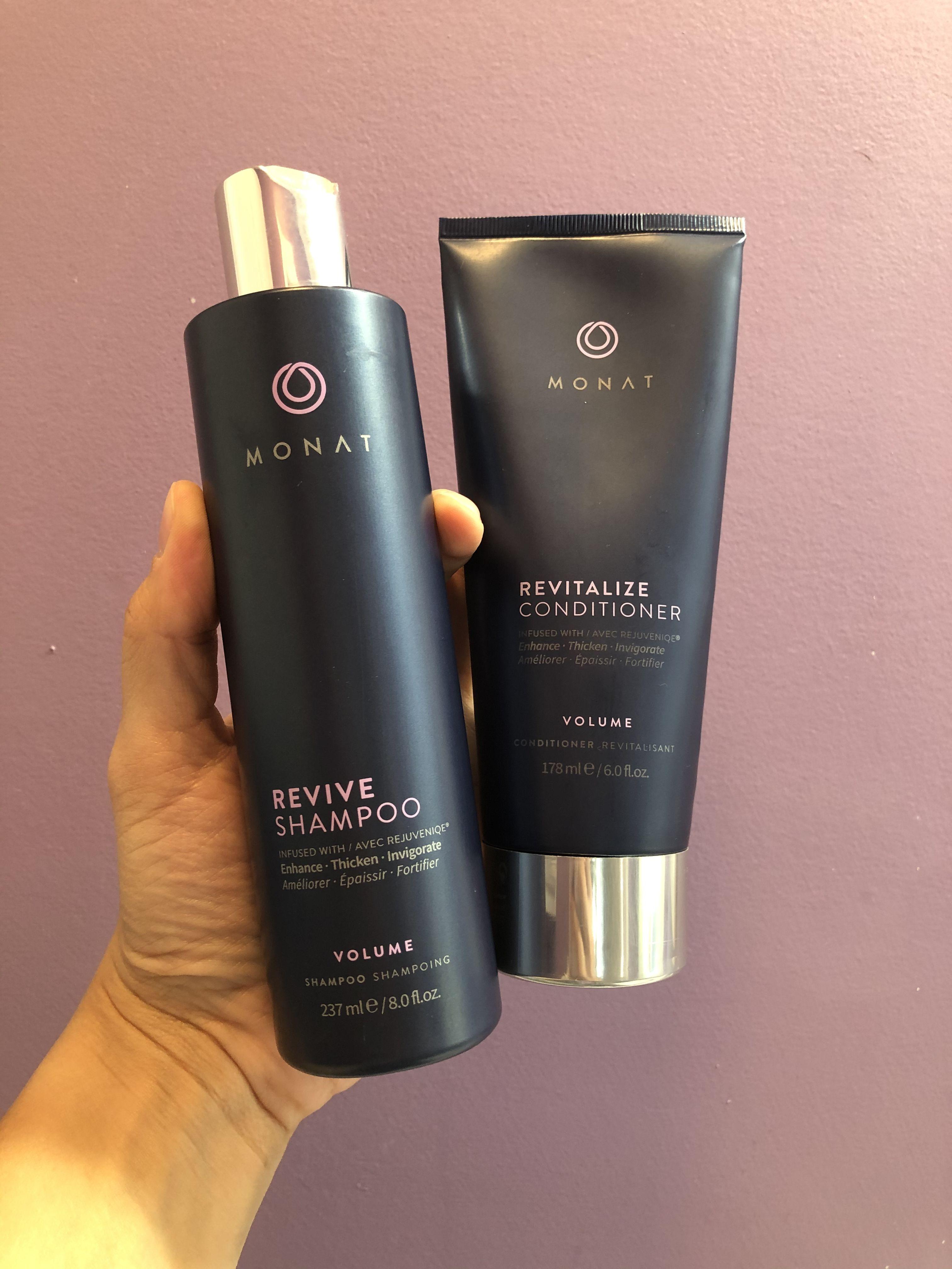 Best Volume Shampoo & Conditoner!
