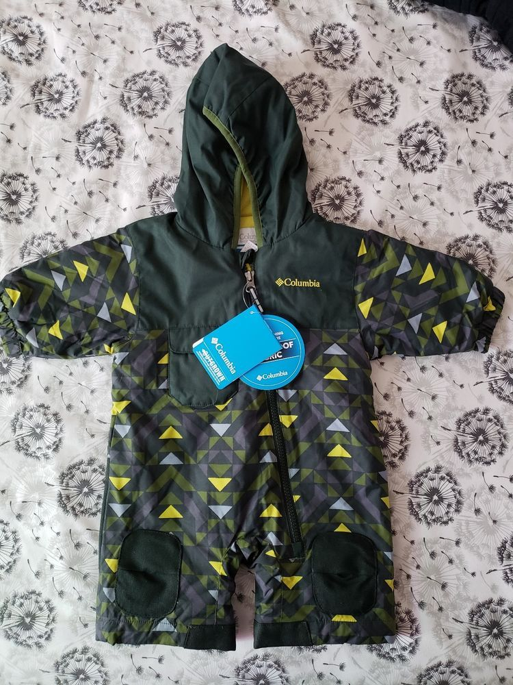 af239d2e0 Columbia Sportswear Hot Tot Suit Snowsuit Green Infant Size 0-3 mo infant  NWT #fashion #clothing #shoes #accessories #babytoddlerclothing ...
