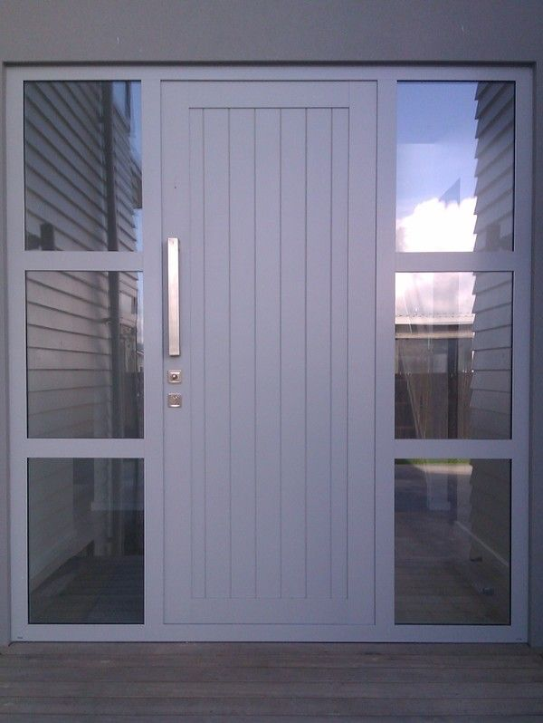 aluminium entrance doors - Google Search | House entrance ...