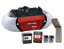 Craftsman Garage Door Openers From Sears Garage Door Opener Remote Craftsman Garage Door Opener Garage Door Motor