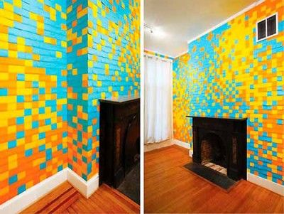 22 Amazing Sticky Notes Works of Art for Your Wall | JobMob