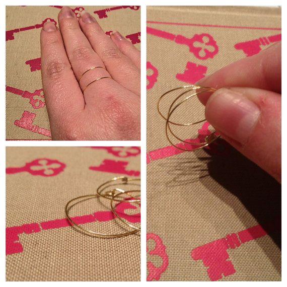 Kristen Stewart Inspired Thread Ring by FaeStarDesigns on ...
