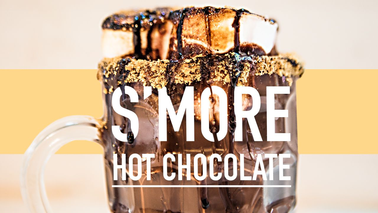 You'll never go back to regular hot chocolate after trying this.