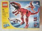 LEGO 4507 SEALED PREHISTORIC CREATURES DINOSAURS DESIGNER SET #prehistoriccreatures LEGO 4507 SEALED PREHISTORIC CREATURES DINOSAURS DESIGNER SET #prehistoriccreatures