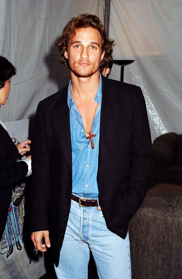 Photo of A Guide To Cool : Matthew McConaughey