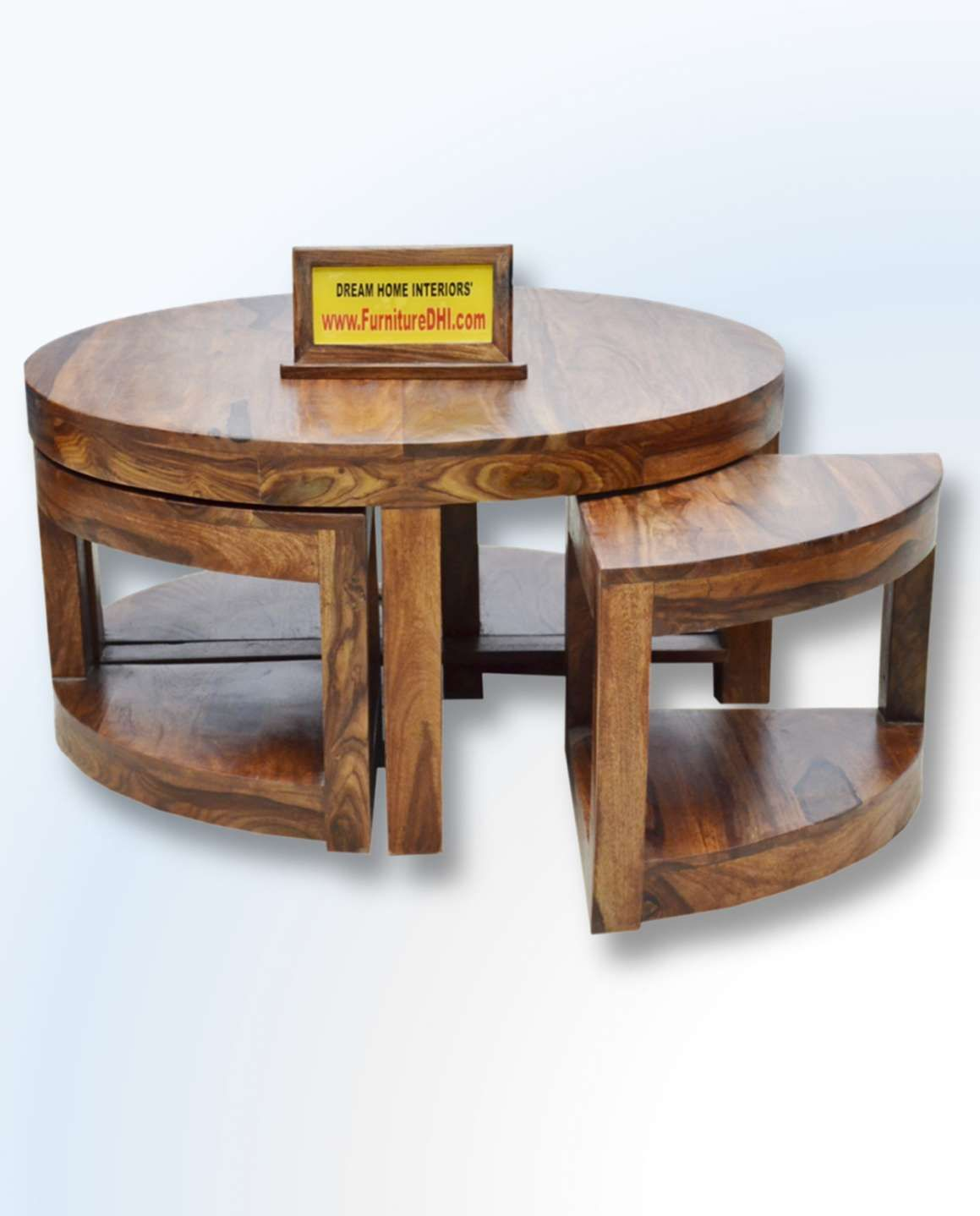 7 top solid wood round coffee table gallery wooden