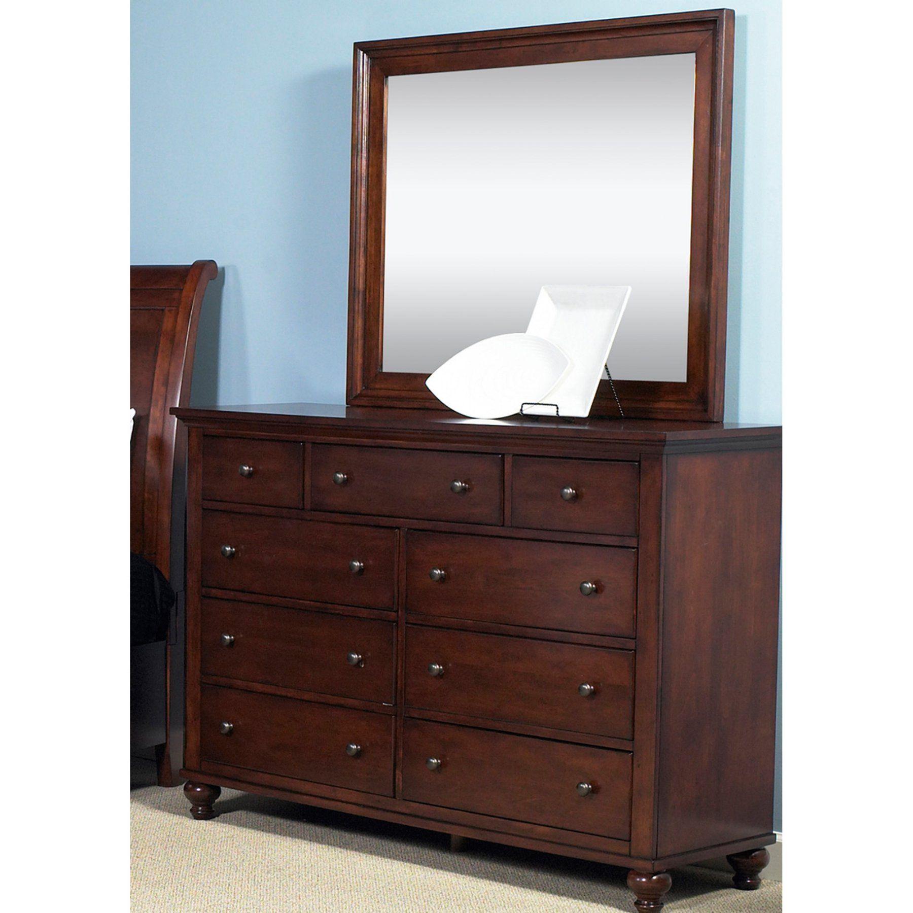 Liberty Furniture Hamilton 9 Drawer Dresser LFI1076 9