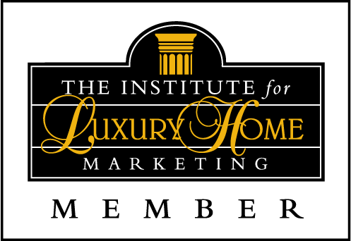 Exceptional I Am Honored To Be A Member Of The Institute Of Luxury Home Marketing