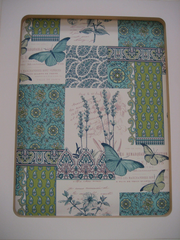 Wallpaper ideas - Spring vignette