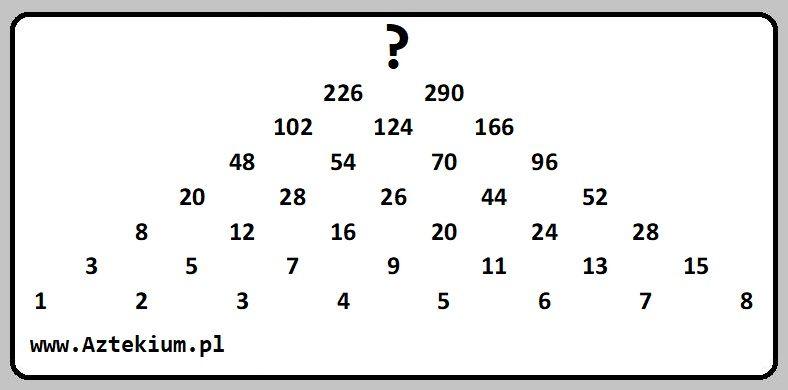 Math pyramid quiz 1