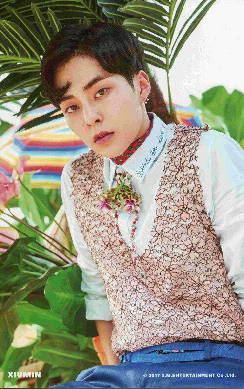 "[SCAN] XIUMIN ""KoKoBop"" SD Card Ver.B"